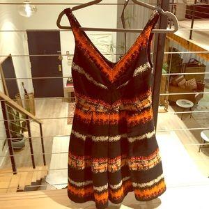 Eva Franco Anthropologie Party Dress